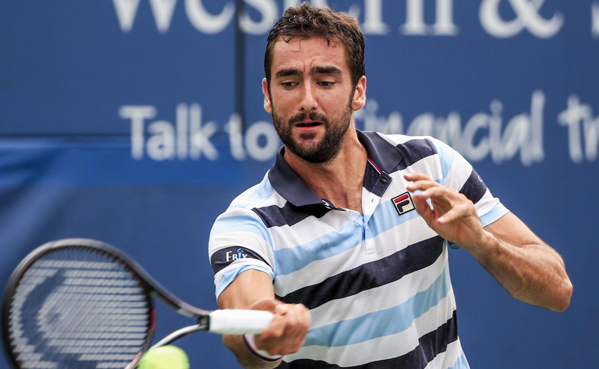 ATP CINCINNATI Čilić u polufinalu protiv Đokovića