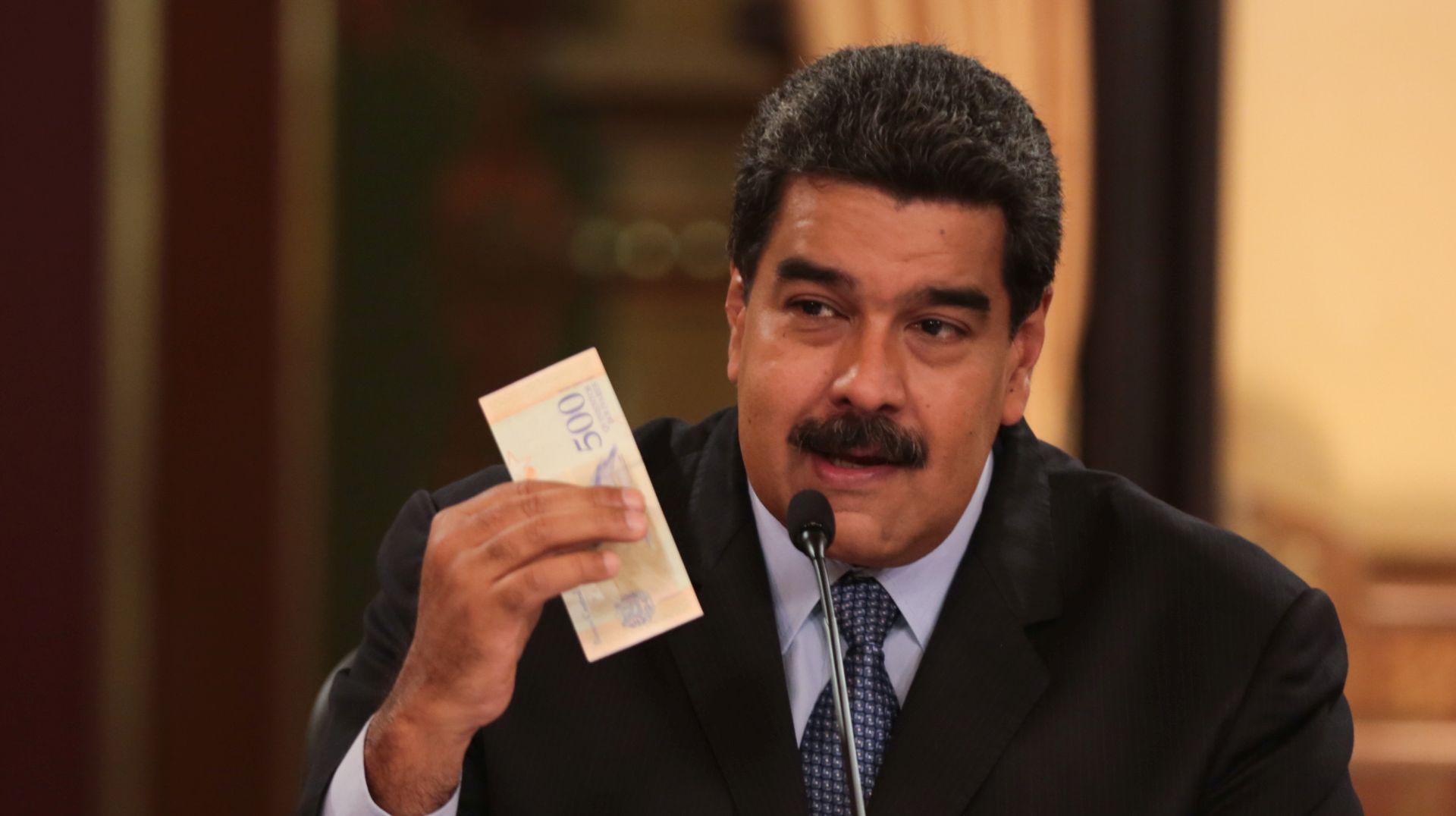 VENEZUELA Maduro naredio devalvaciju valute za 96 posto