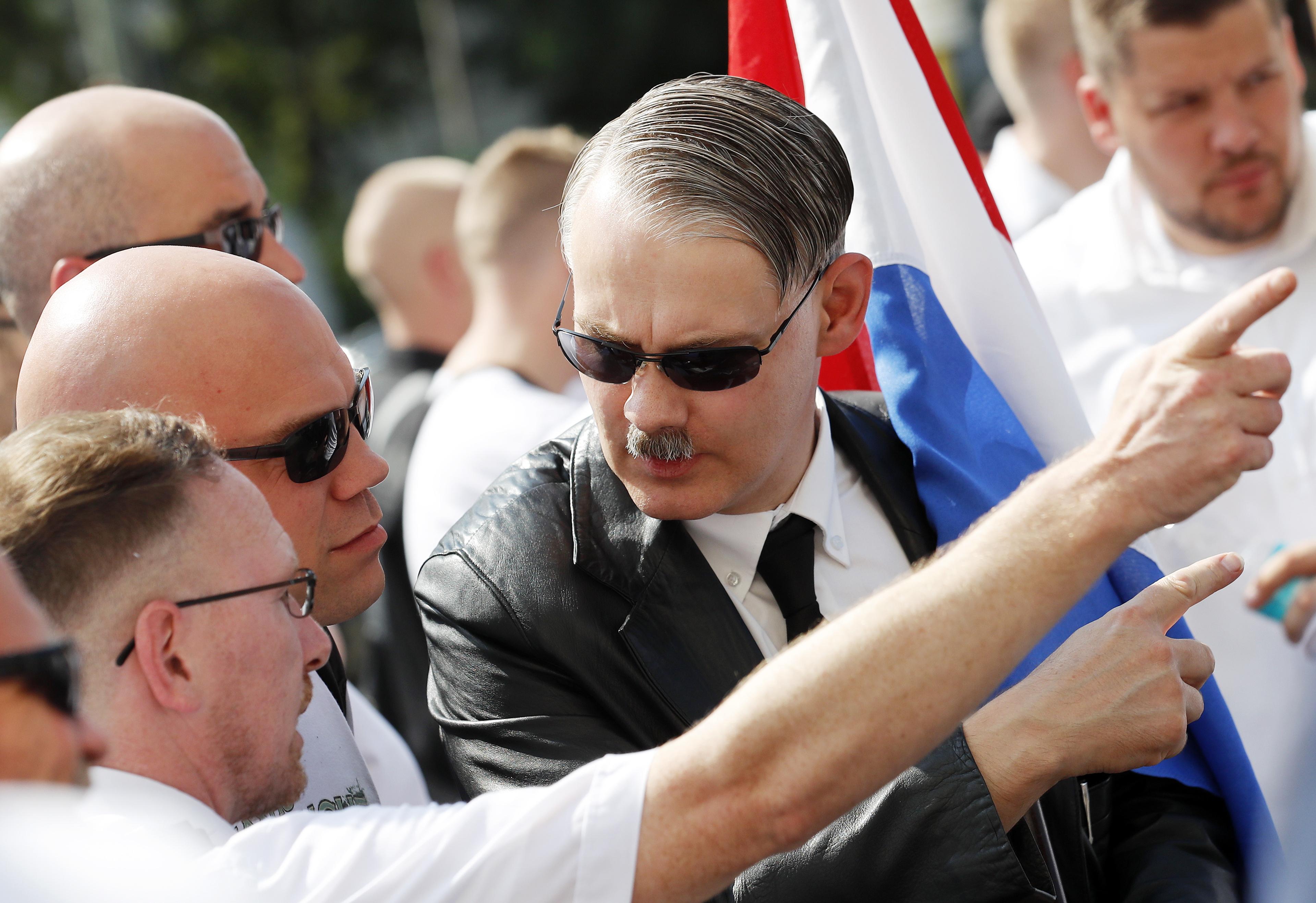 BERLIN Neonacisti obilježili rođendan Rudolfa Hessa