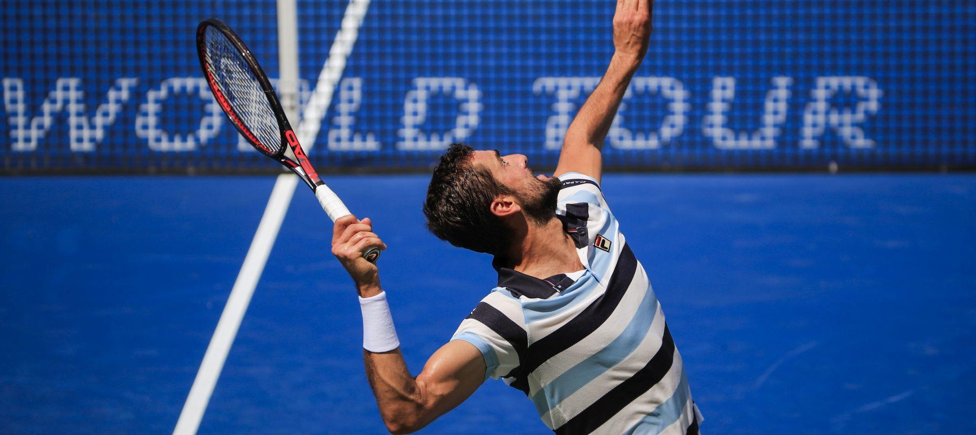 ATP LJESTVICA Čilić ostao sedmi, Đoković skočio na šesto mjesto