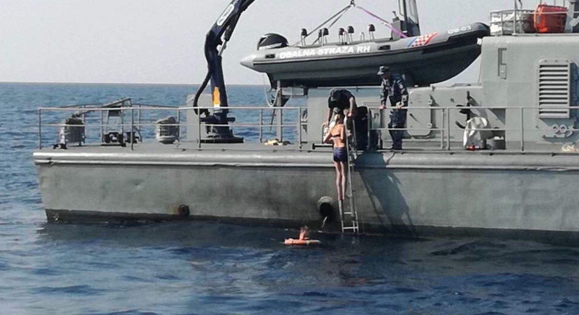 Britanka koja je pala s kruzera otkrila kako je izdržala deset sati u moru
