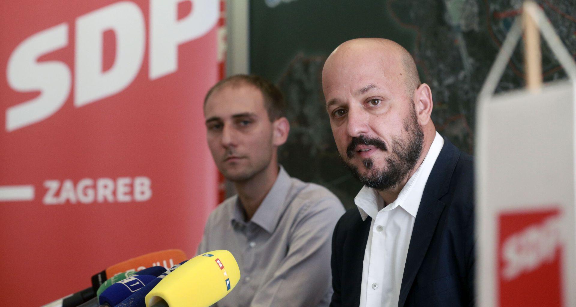 Zagrebački SDP protiv izgradnje nacionalnog stadiona
