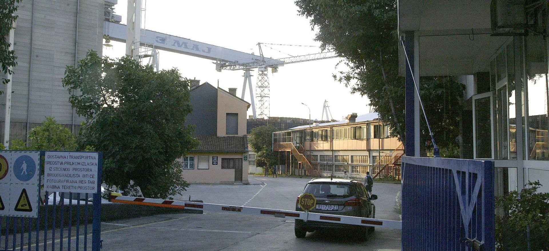Radnici Brodogradilišta 3. maj i Uljanika nastavili opći štrajk