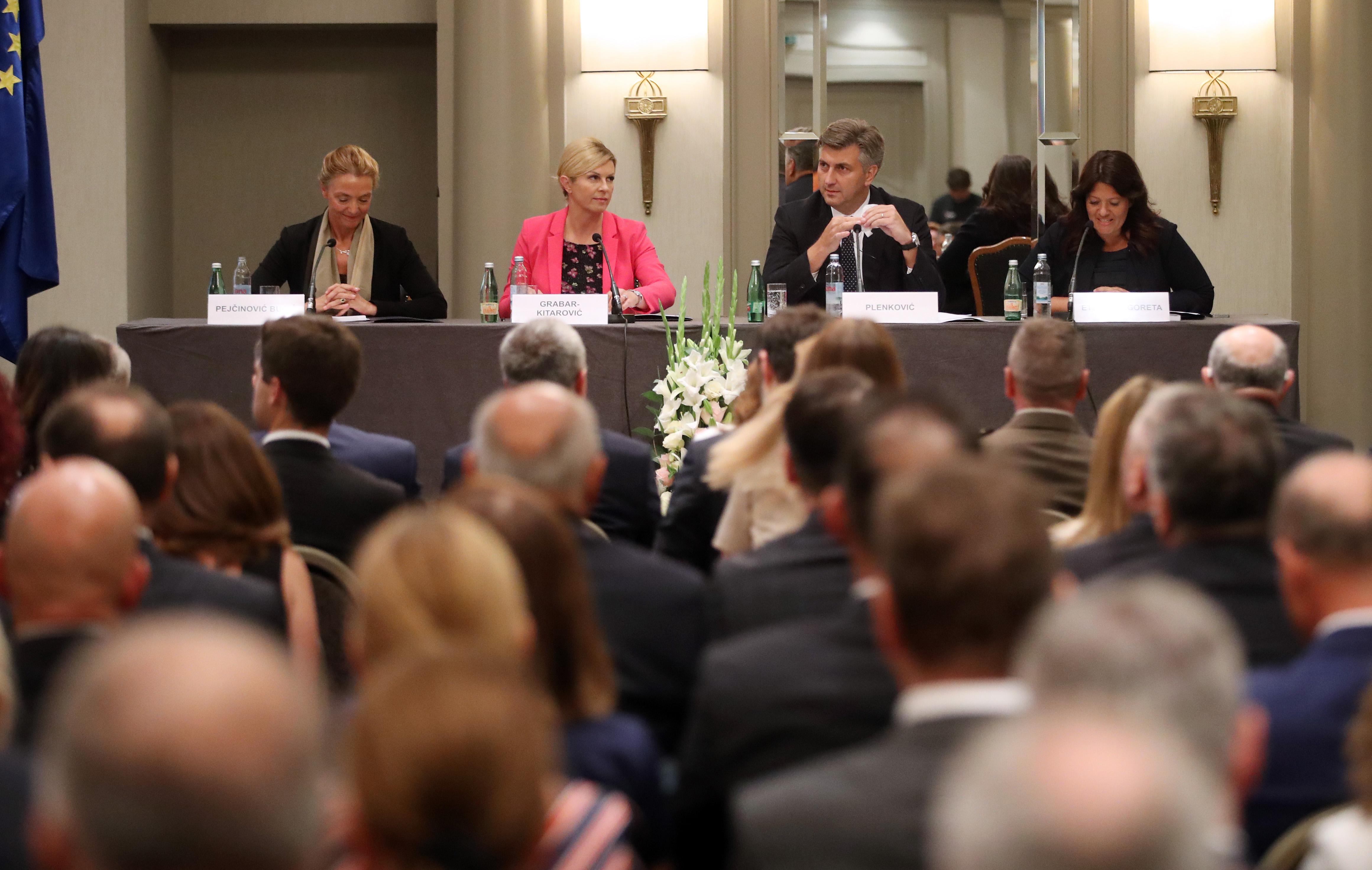 Hrvatska želi akcijski plan za suradnju s Njemačkom