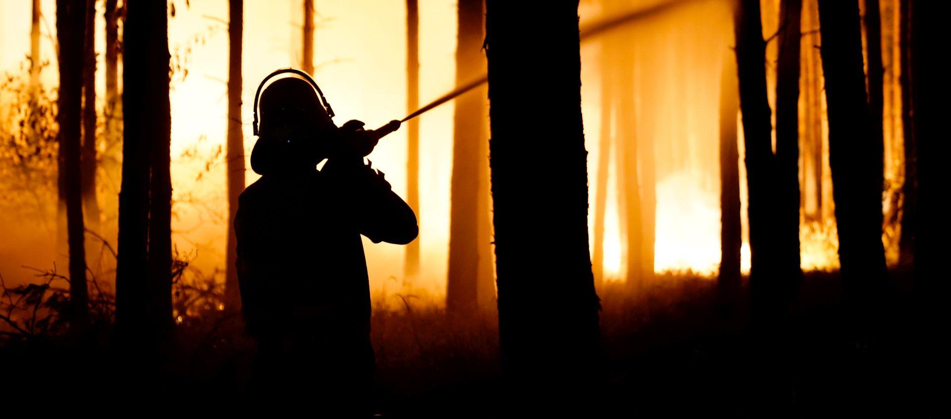 Berlinčani zatvaraju prozore zbog dima od šumskog požara