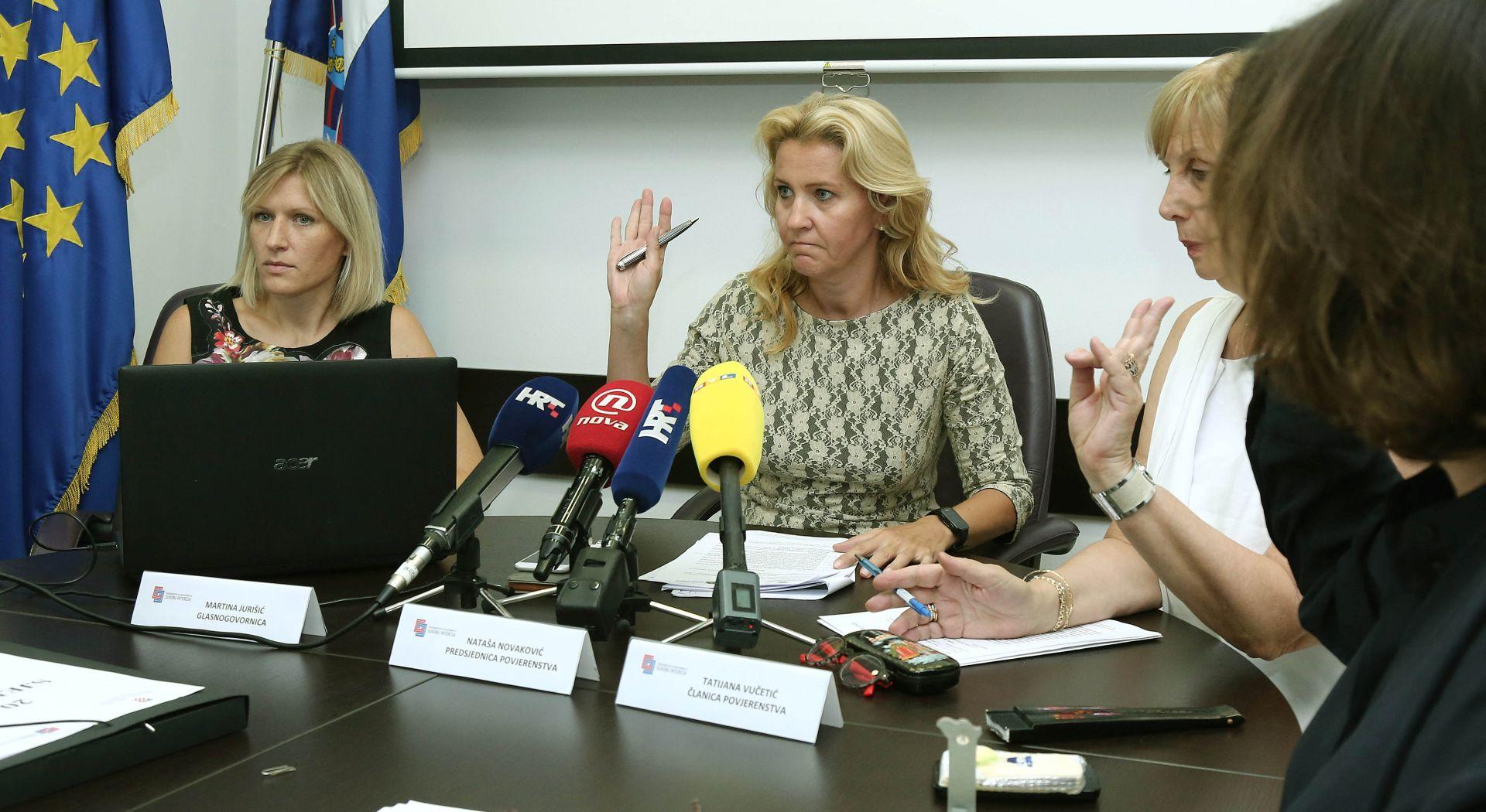 SUKOB INTERESA Pokrenut postupak protiv Mrak-Taritaš i Sinčića