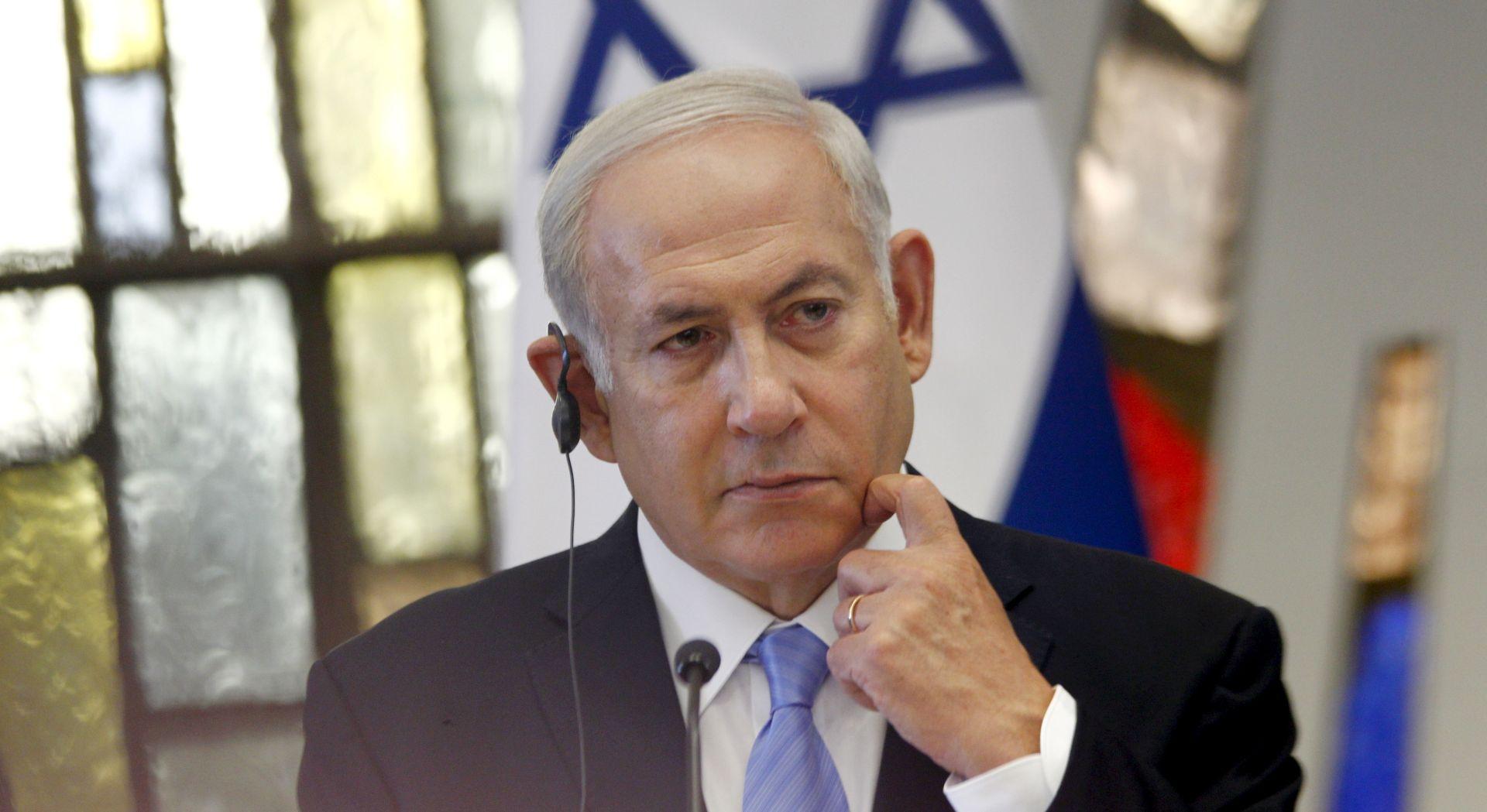 Netanyahu smatra da su Židovi i dalje u opasnosti
