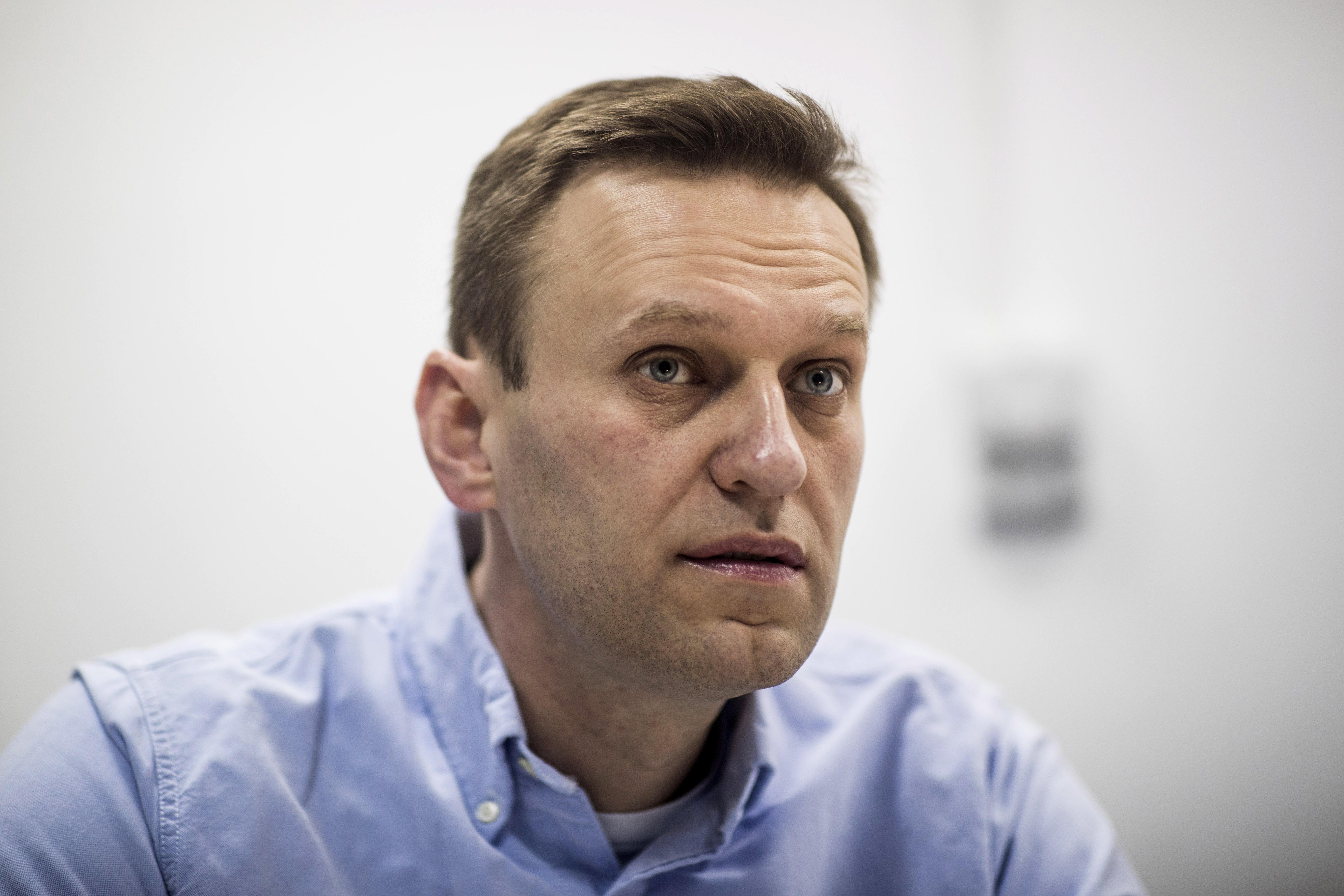Ruski oporbeni vođa Navaljni pritvoren zbog skupa u Moskvi
