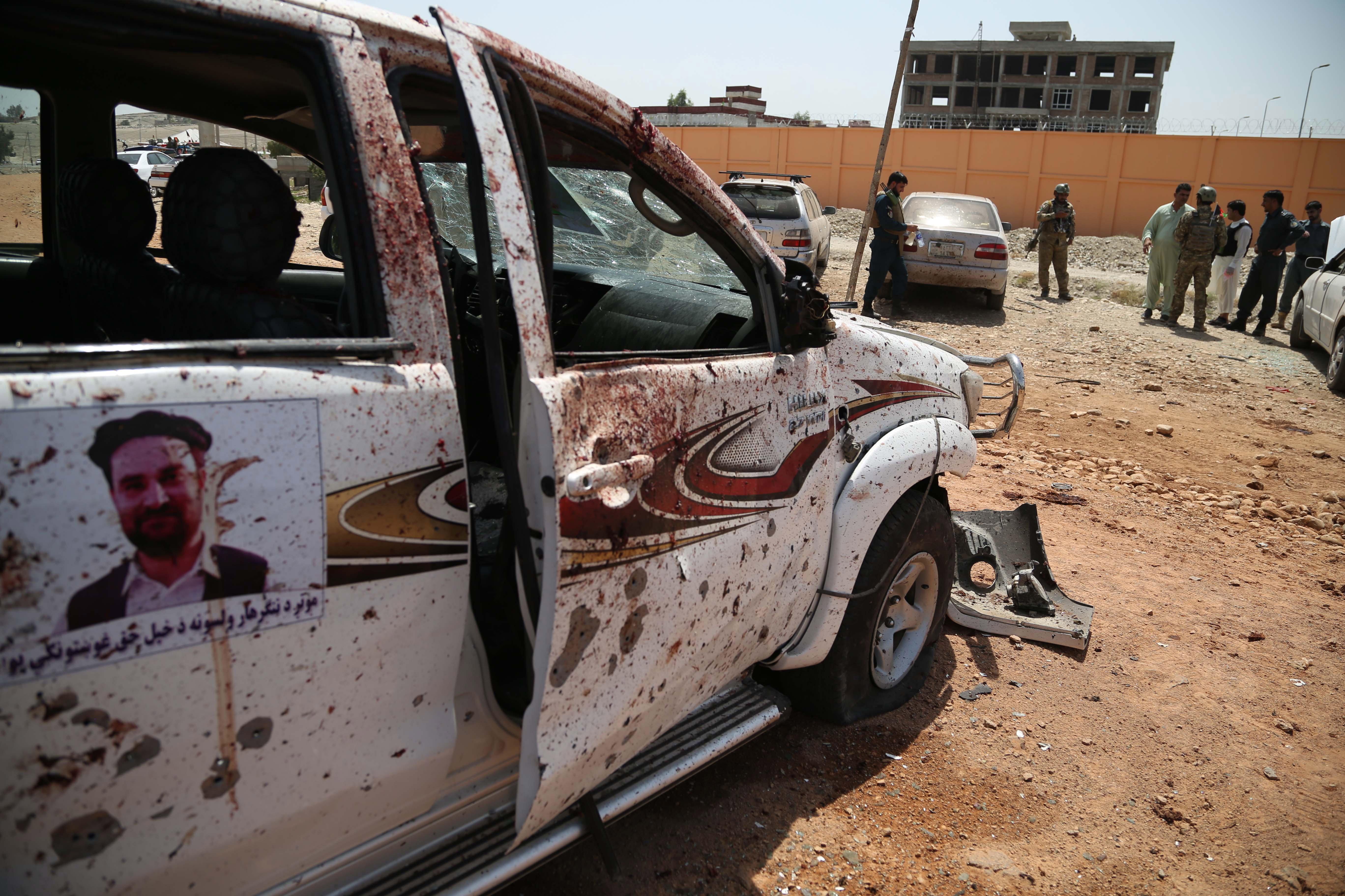 AFGANISTAN Najmanje 12 mrtvih u terorističkom napadu