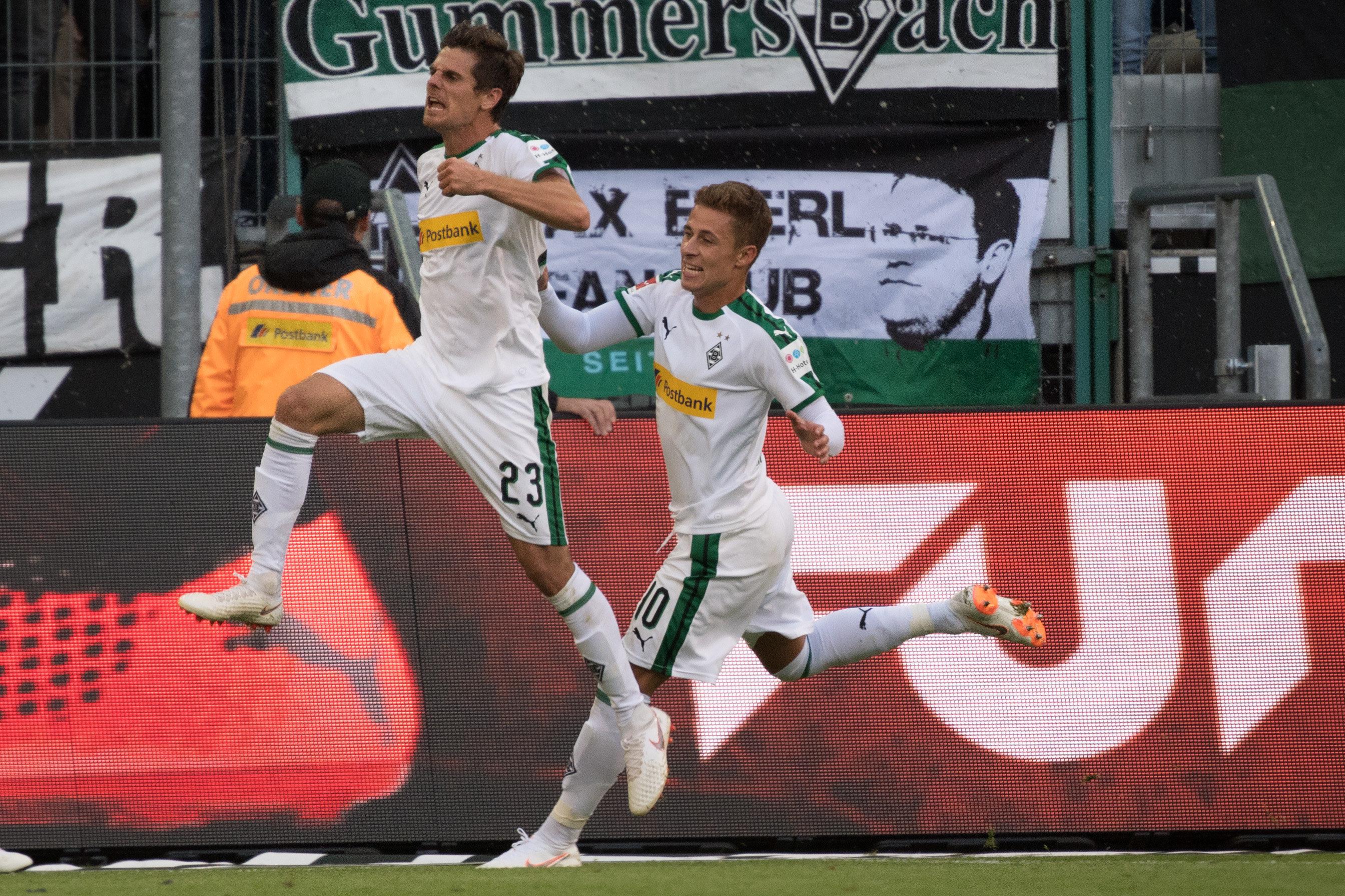 Borussia M. – Bayer L. 2-0