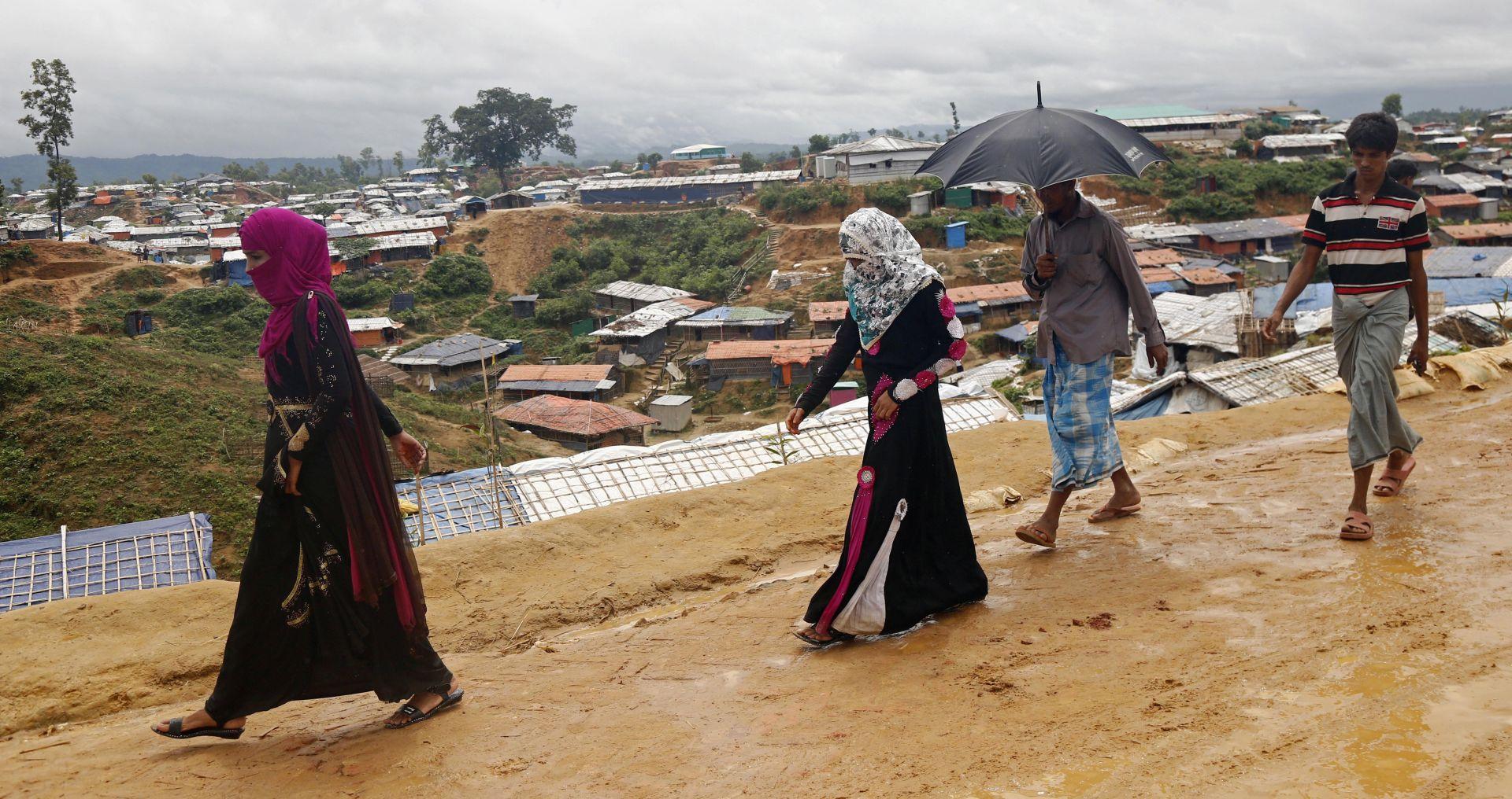 UN Mjanmarski generali zbog genocida moraju pred sud