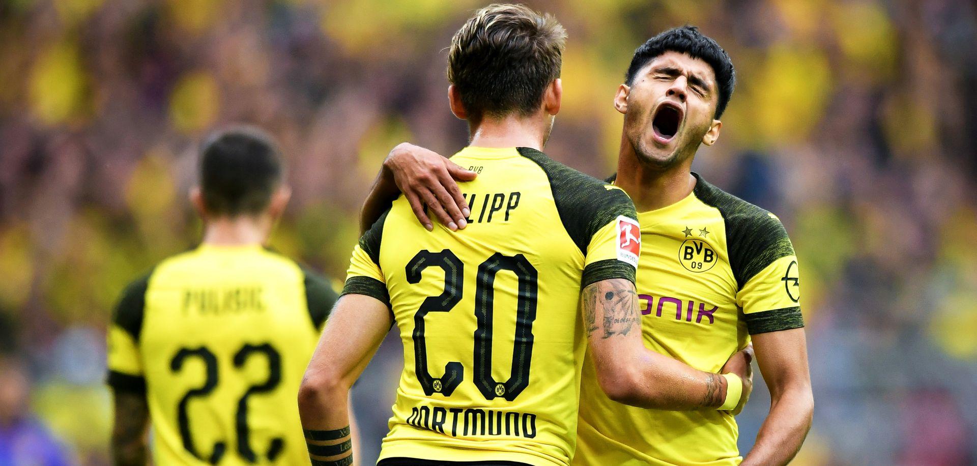 BUNDESLIGA Borussia slavila protiv Leipziga