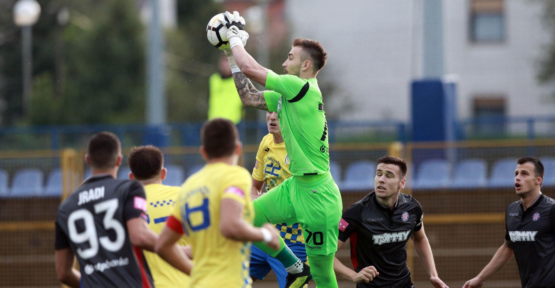 HNL Hajduk i dalje bez pobjede, samo bod kod Intera