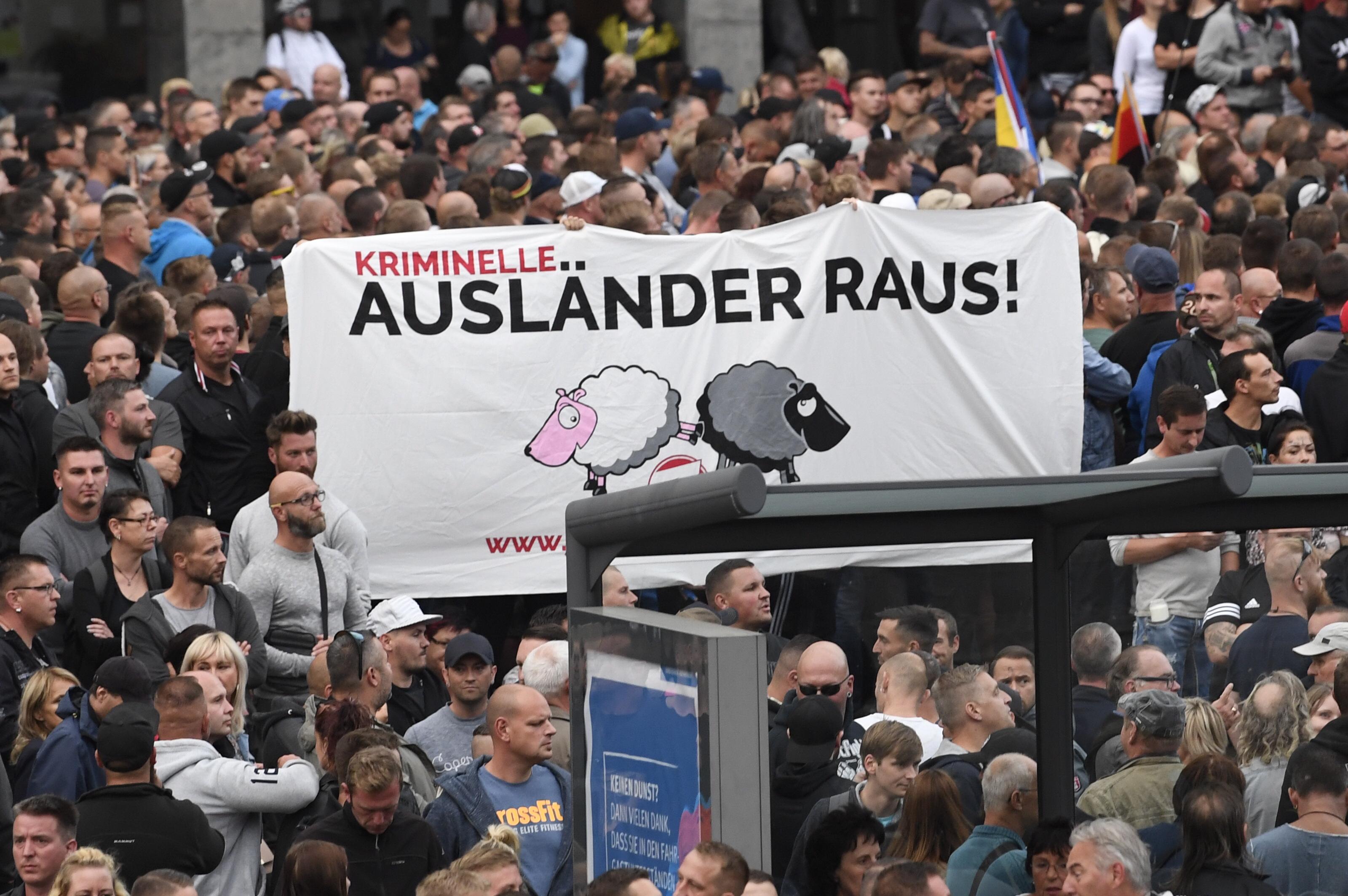Merkel osudila komentare konzervativaca o prosvjedima u Chemnitzu
