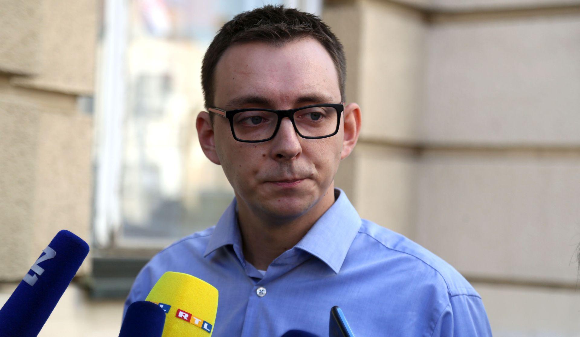 """GLAVAŠEVIĆ """"Pripremam ozbiljnu političku platformu"""""""