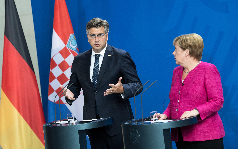 Premijer komentirao detalje akcijskog plana za razmjenu s Njemačkom