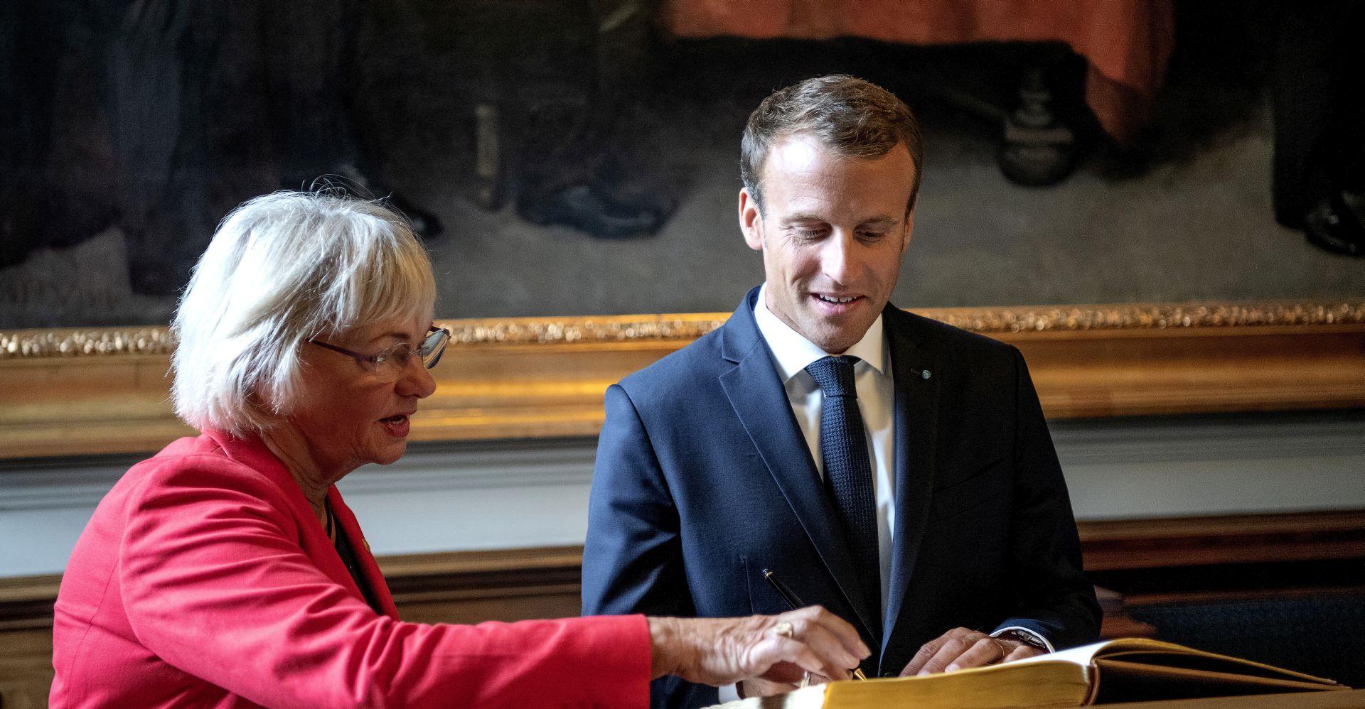 Macron postao glavni protivnik Orbanu i Salviniju