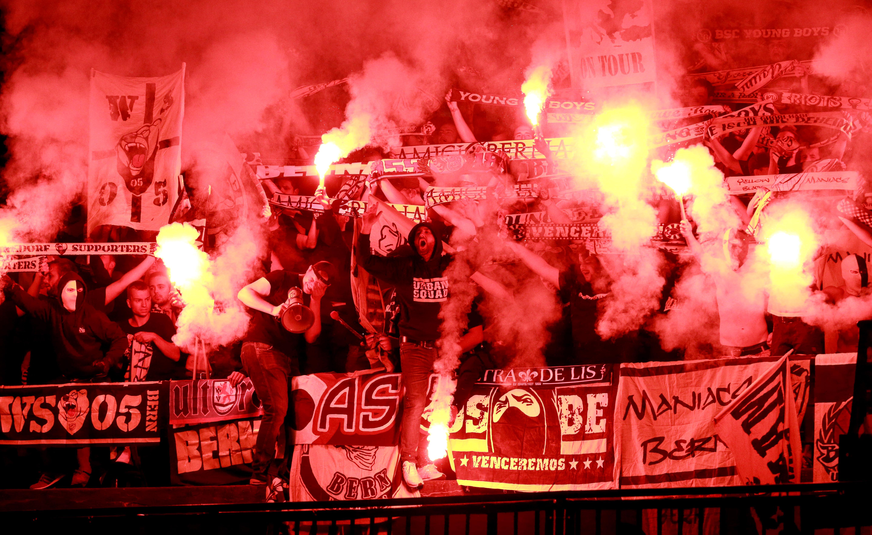 Utakmica Dinamo – Young Boys prošla bez nereda