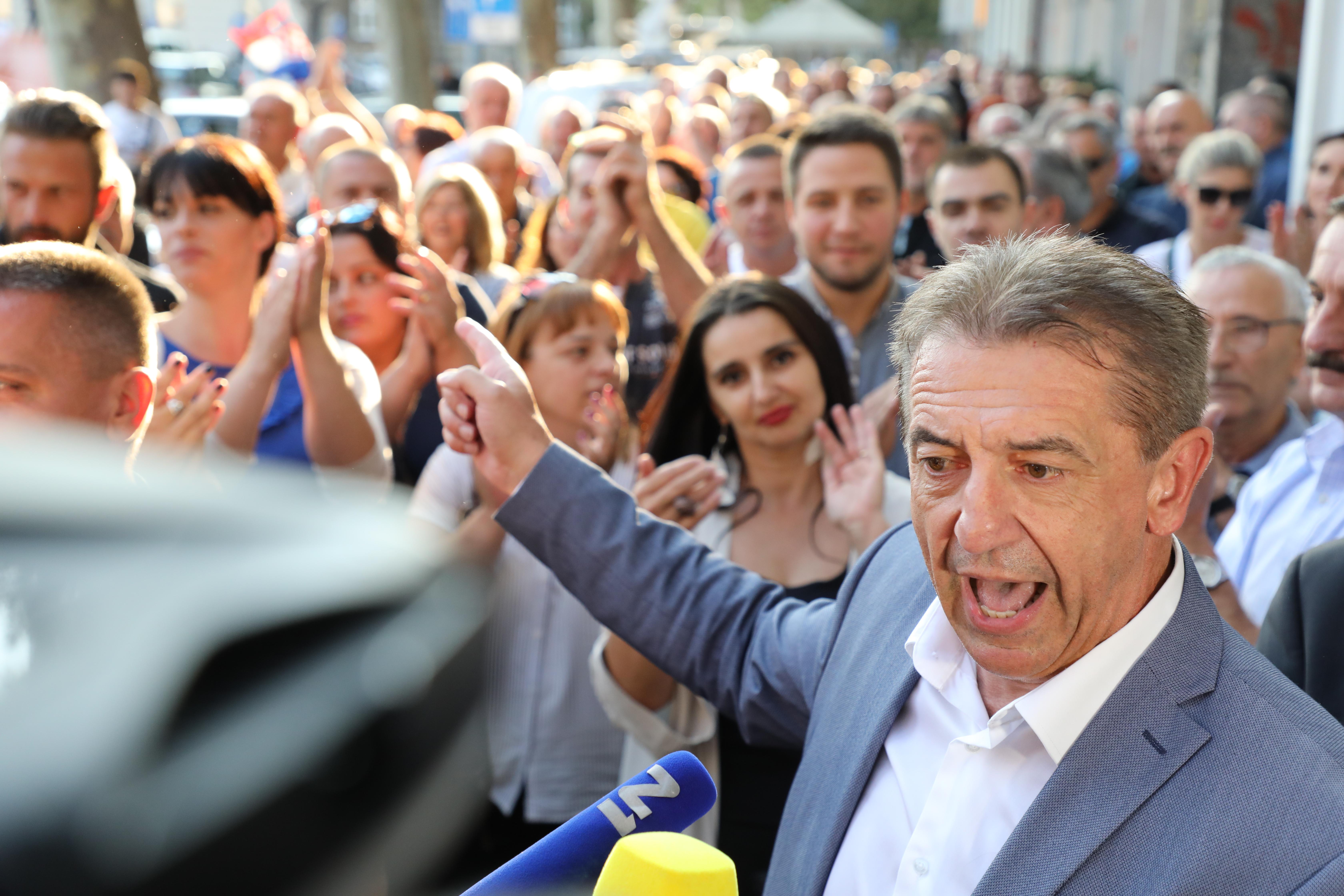 MILINOVIĆ 'Ako me izbace iz HDZ-a, u Saboru neću podržati Plenkovića'
