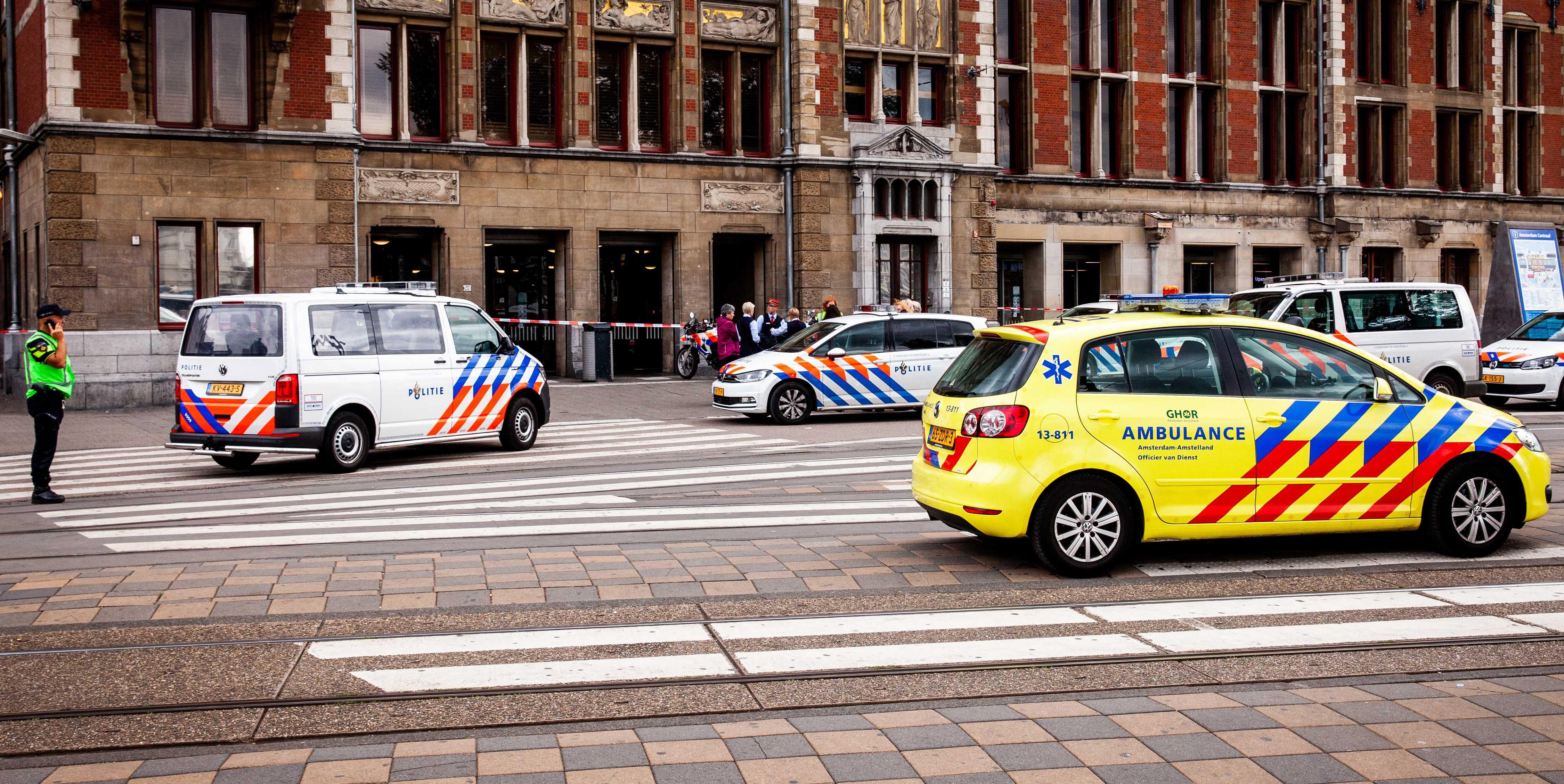 19-godišnji Afganistanac napao dvoje ljudi u Amsterdamu