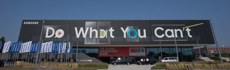 IFA Tvrtka Samsung najavila sljedeće razdoblje povezanosti
