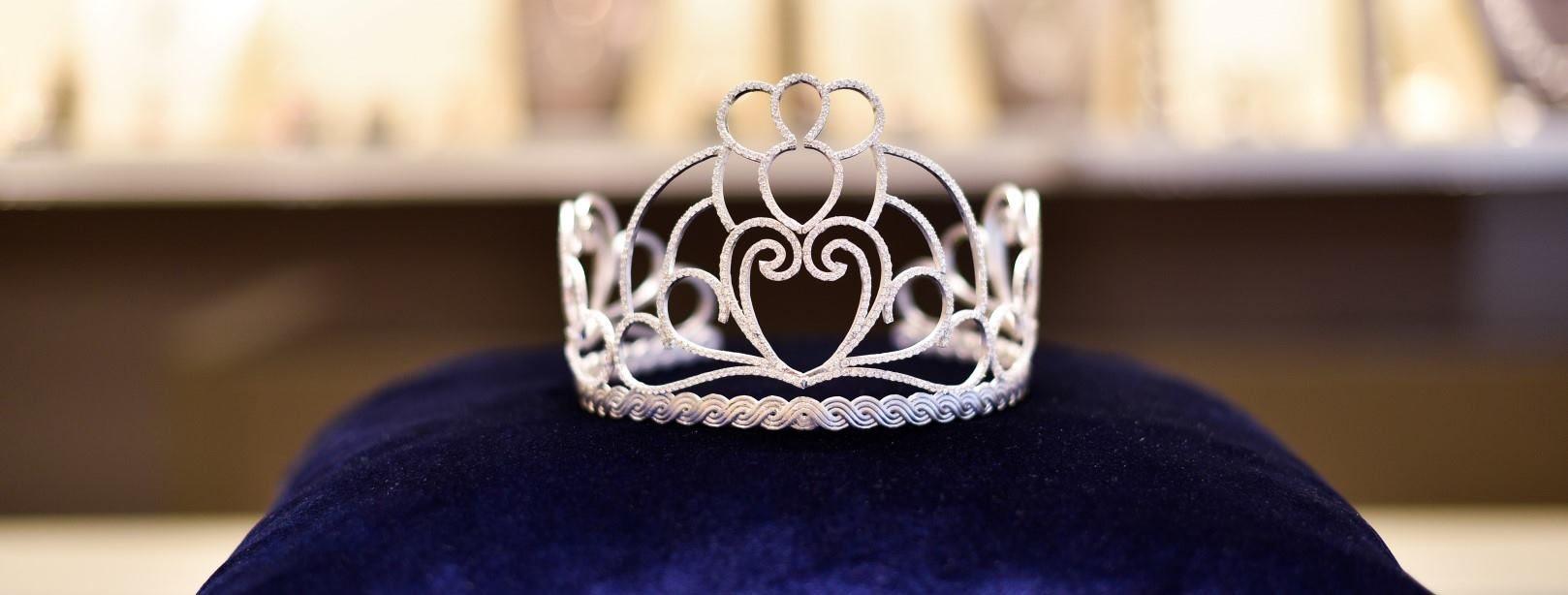 FOTO: Na izradi nove krune za Miss Hrvatske predano je radilo petero ljudi