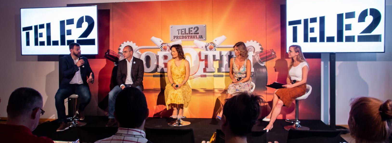Tehnologija koja spaja obitelj u fokusu je nove kampanje Tele2