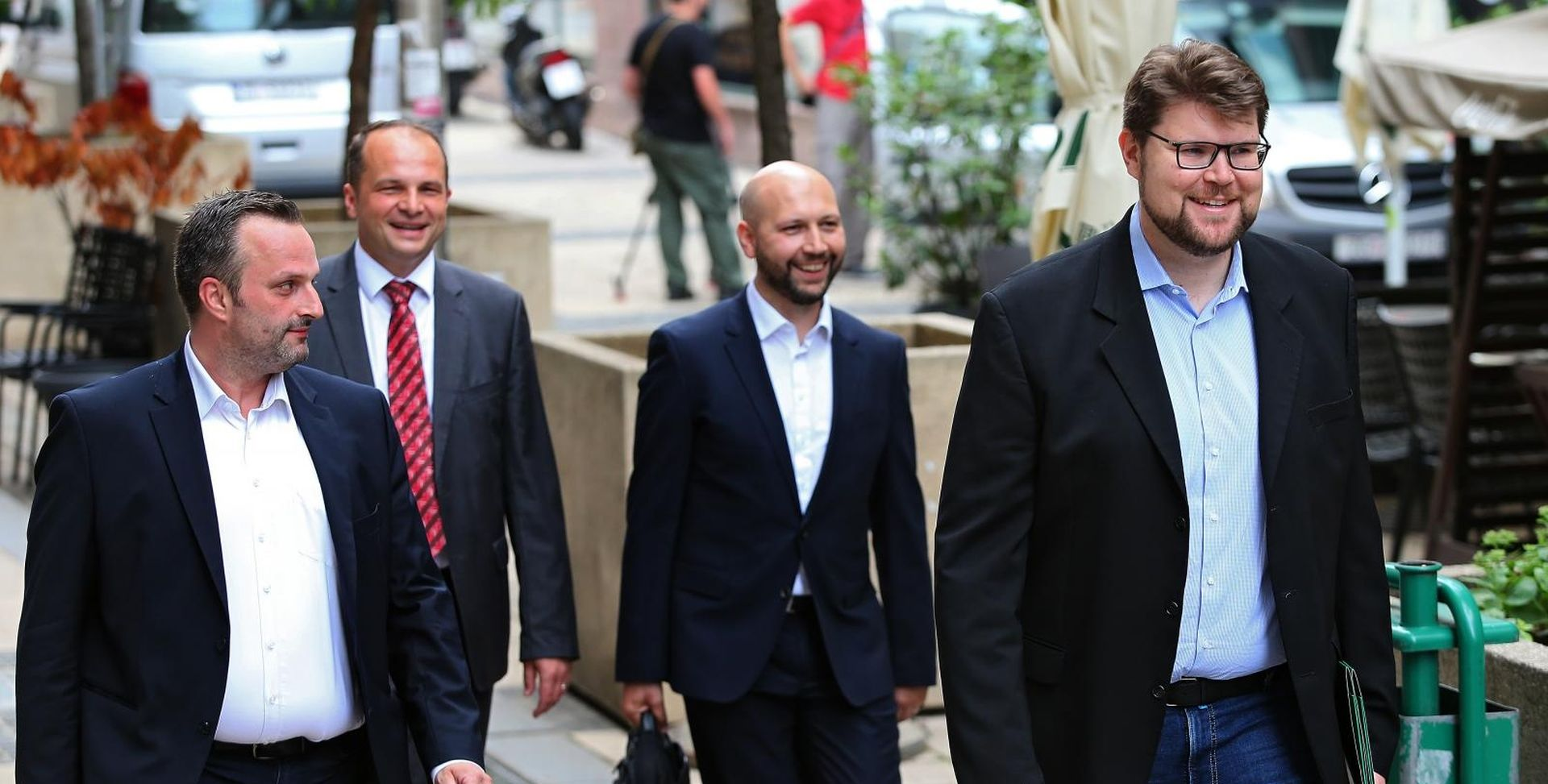 Statutarna komisija SDP-a u utorak o žalbi suspendirane četvorke