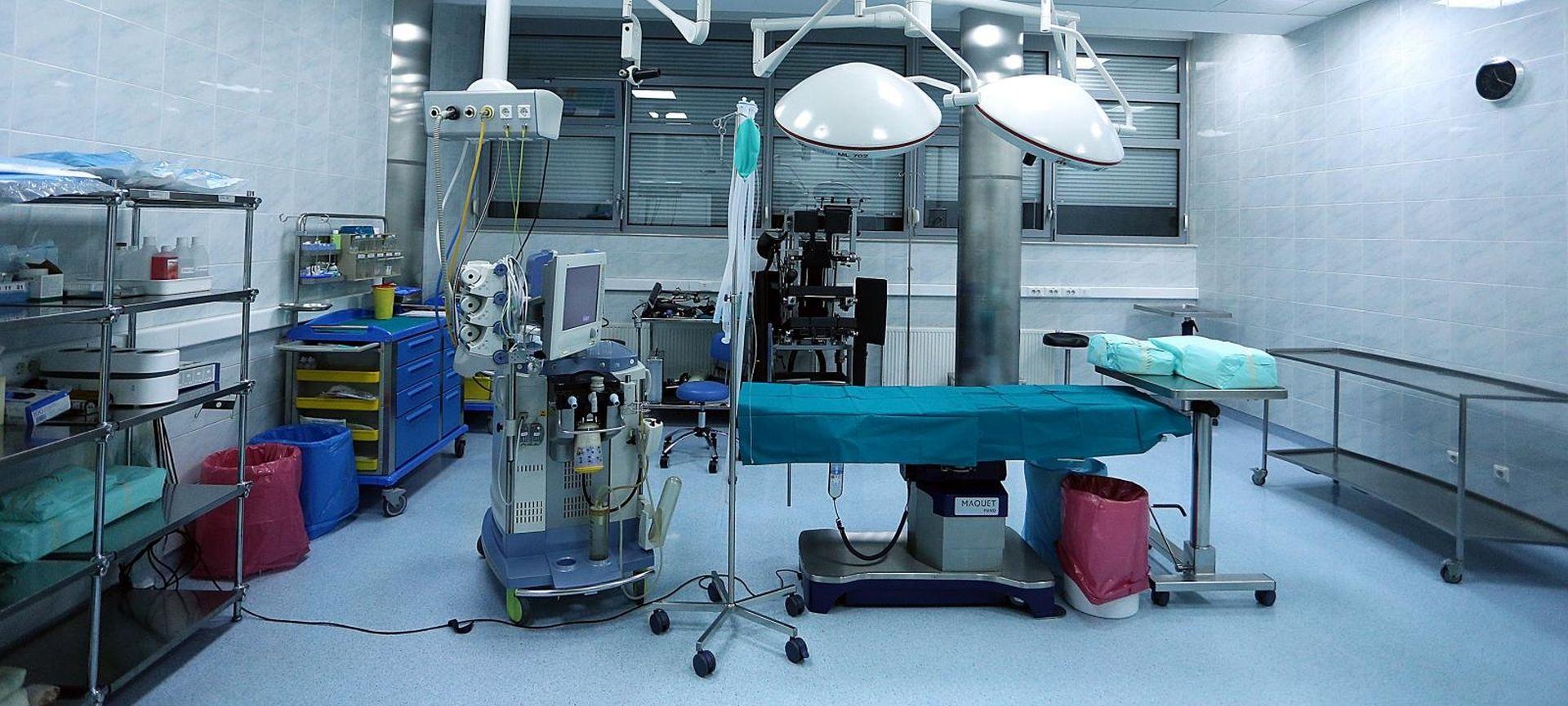 Zbog puknuća cijevi u Vinogradskoj otkazuju sve operacije