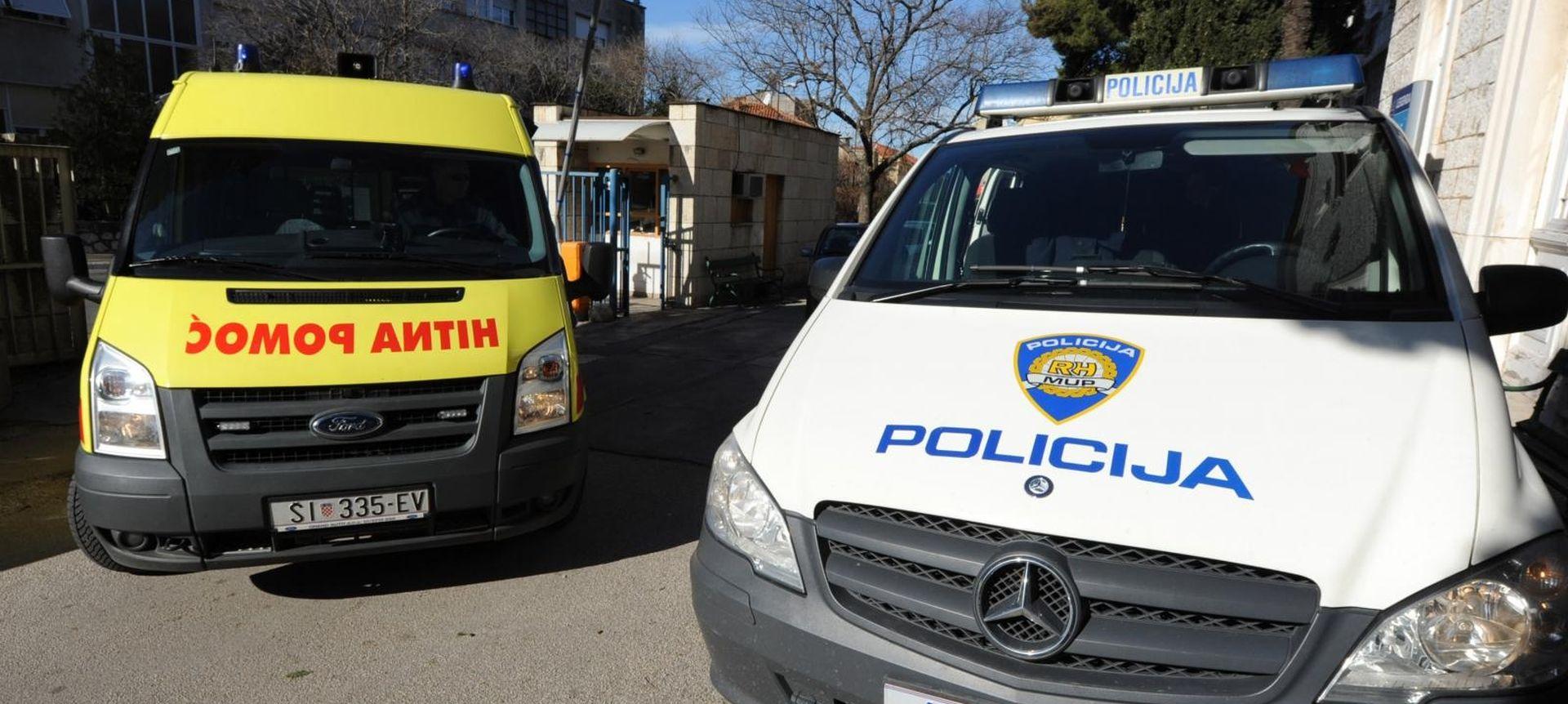Teška nesreća kod Vukove Gorice, dvoje mrtvih