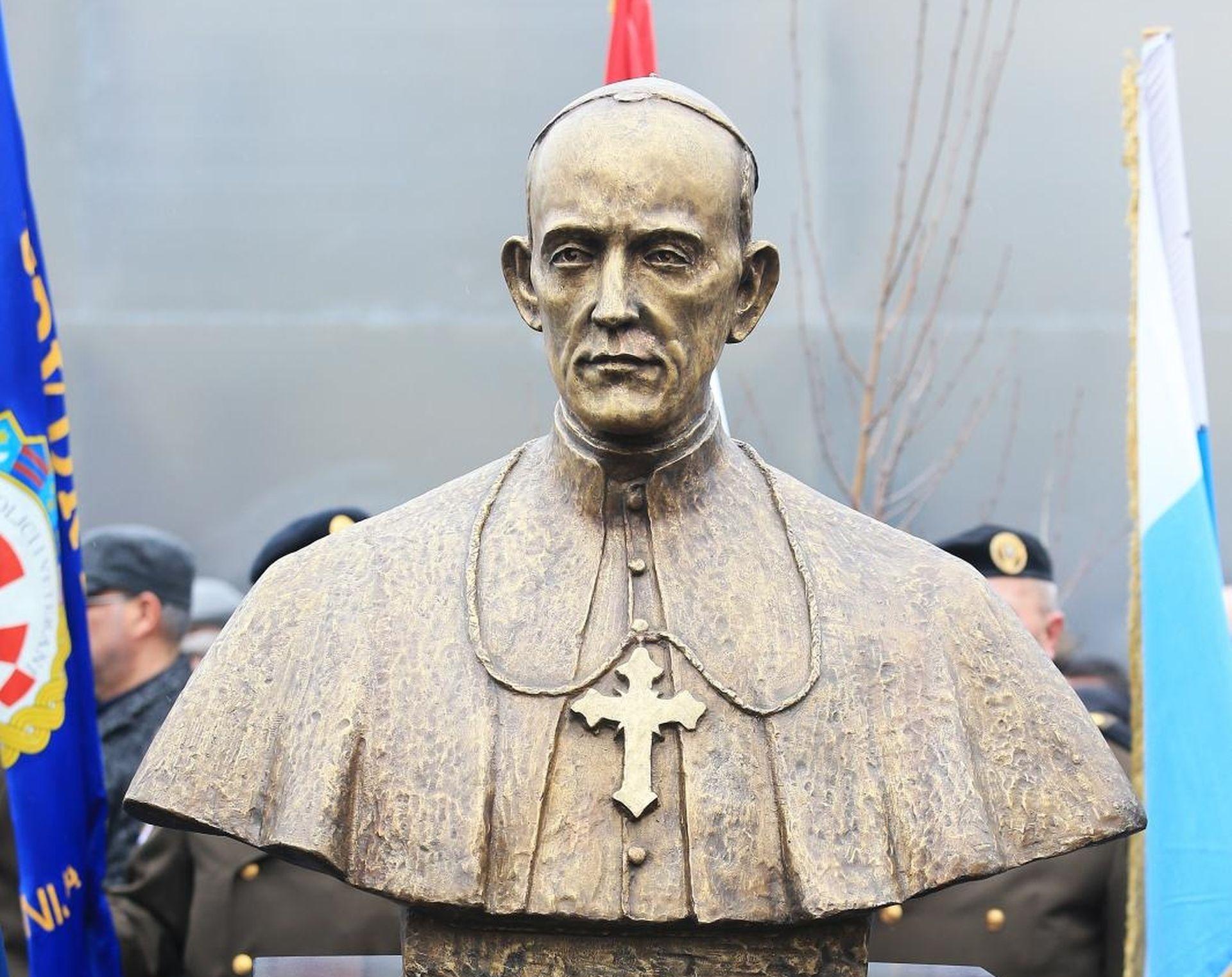 FELJTON Rat Udbe protiv ostavštine kardinala Stepinca