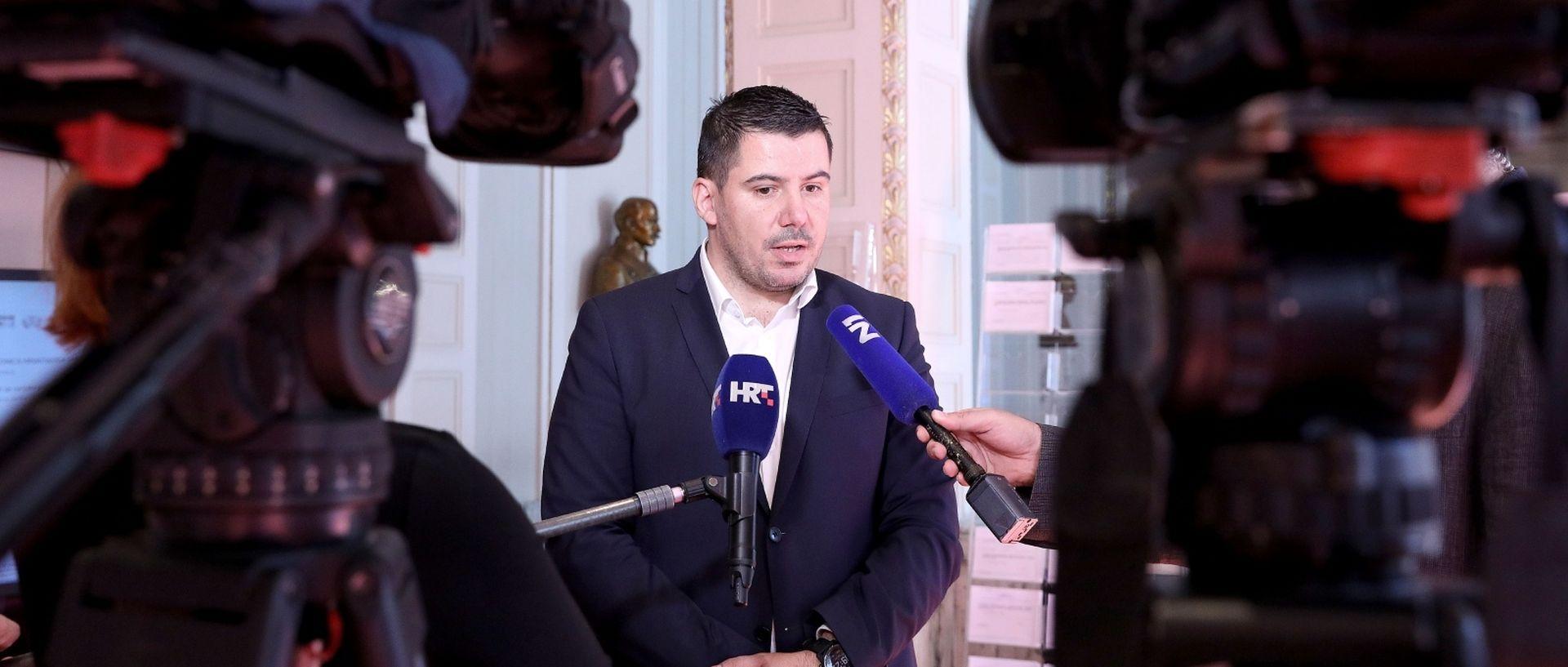 Grmoja traži javno saslušanje Martine Dalić