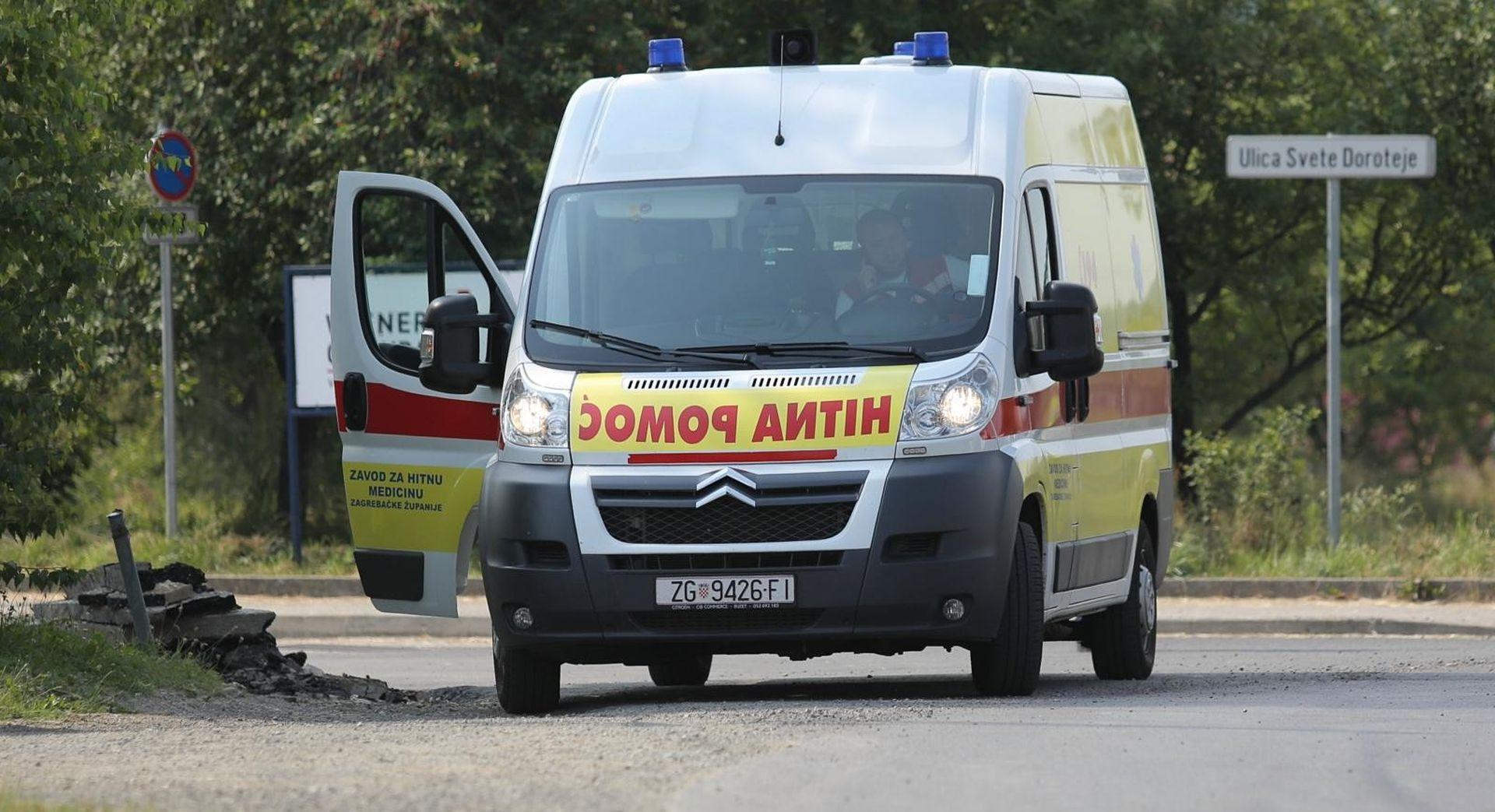 Županija će zaposliti dva dodatna liječnika u Hitnoj pomoći u Zaprešiću