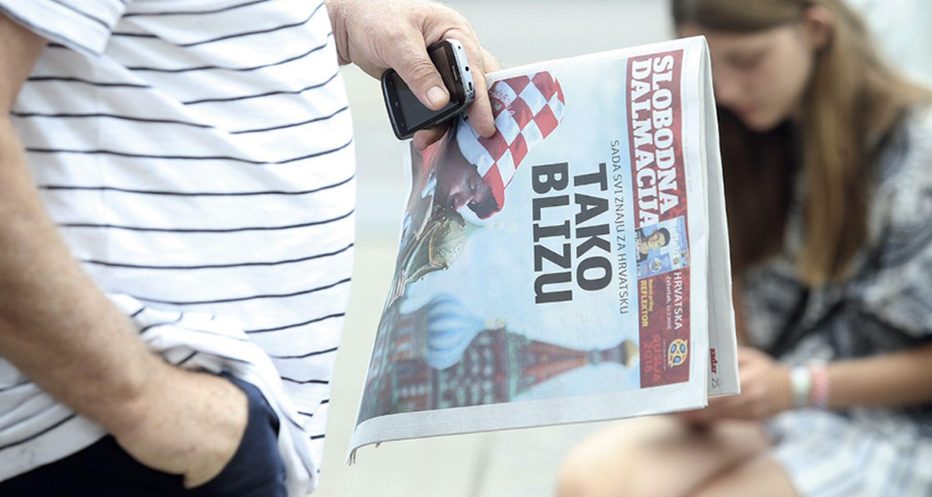 Hanza media želi pripojiti Slobodnu Dalmaciju i izbrisati dug