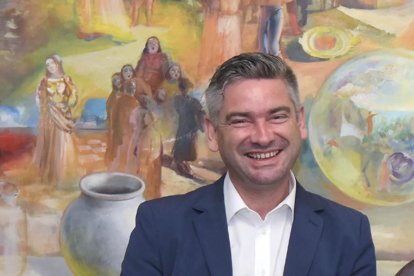 INTERVJU Boris Miletić: 'Kao premijerku vidim Anku Mrak Taritaš'