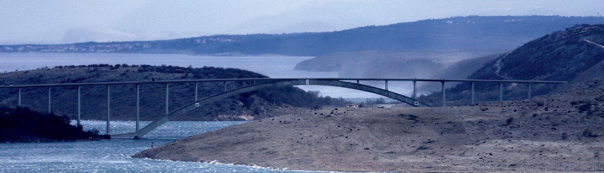 Zašto stručnjaci i institucije tvrde da je Krčki most siguran