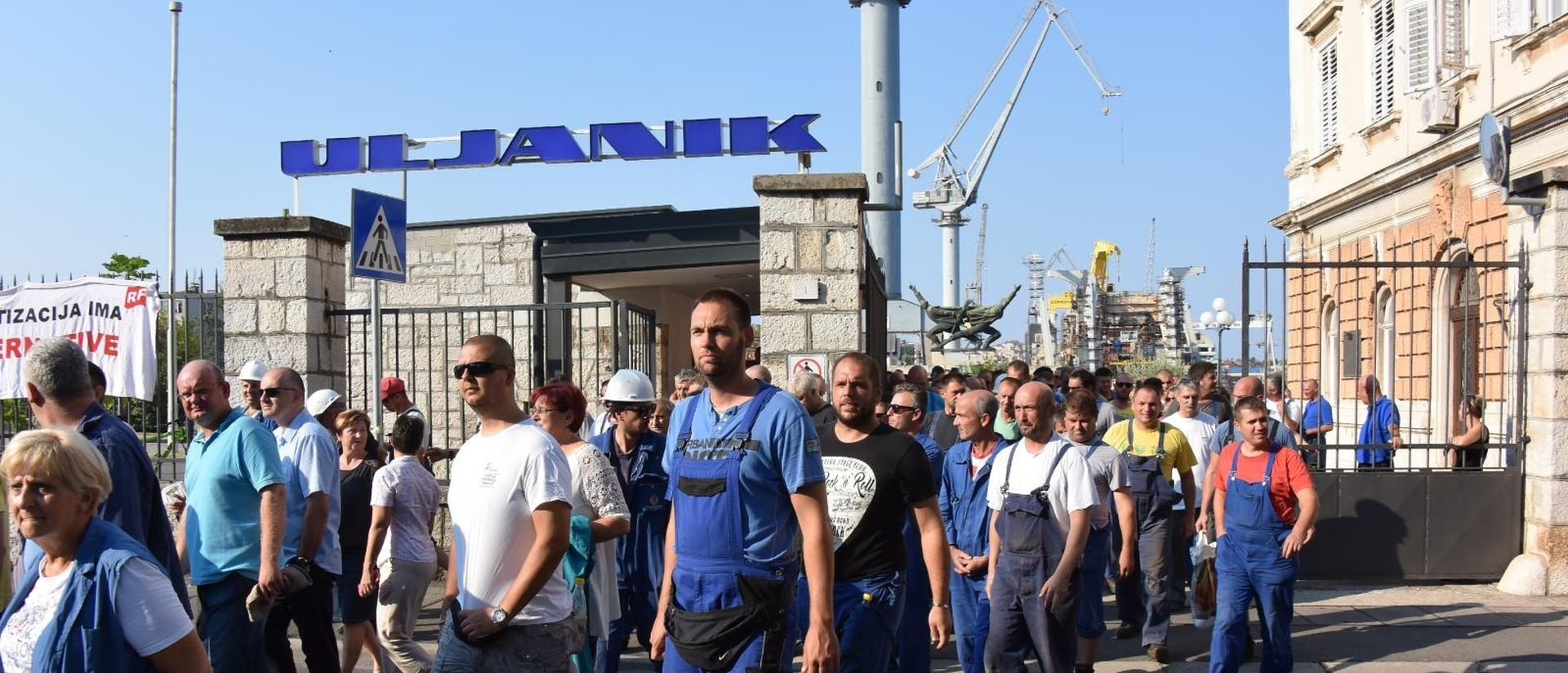 Nenajavljen sastanak Uprave i sindikata u Uljaniku