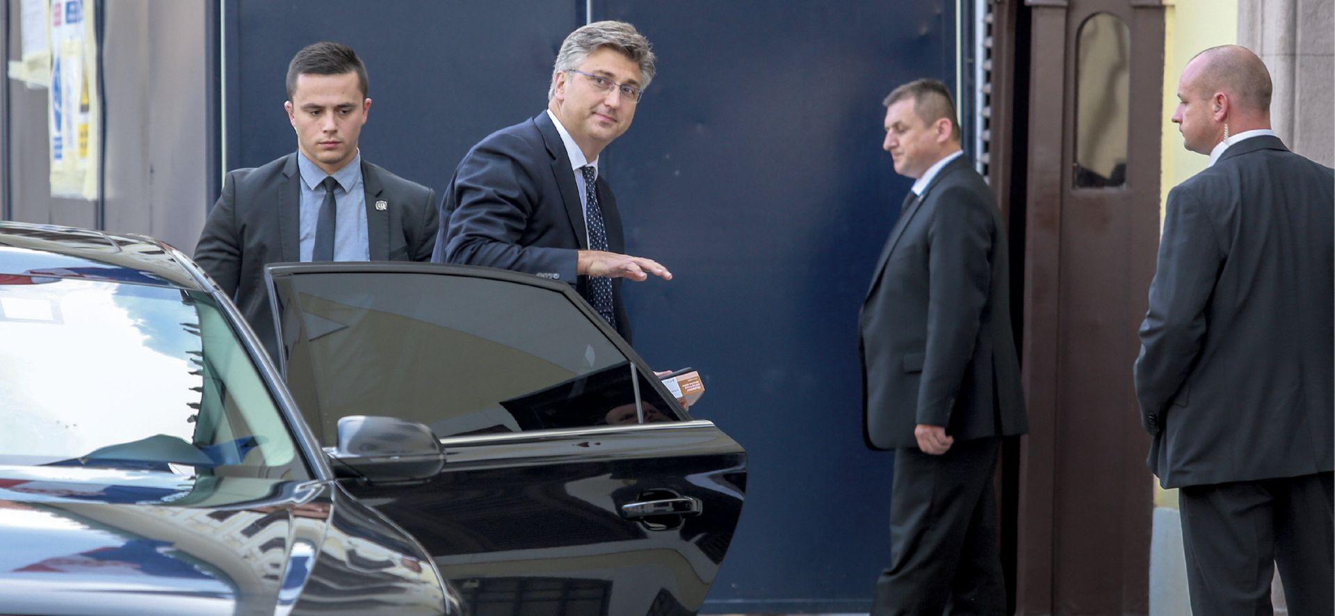 4 razloga zbog kojih suradnici Plenkovića nagovaraju da raspiše izbore
