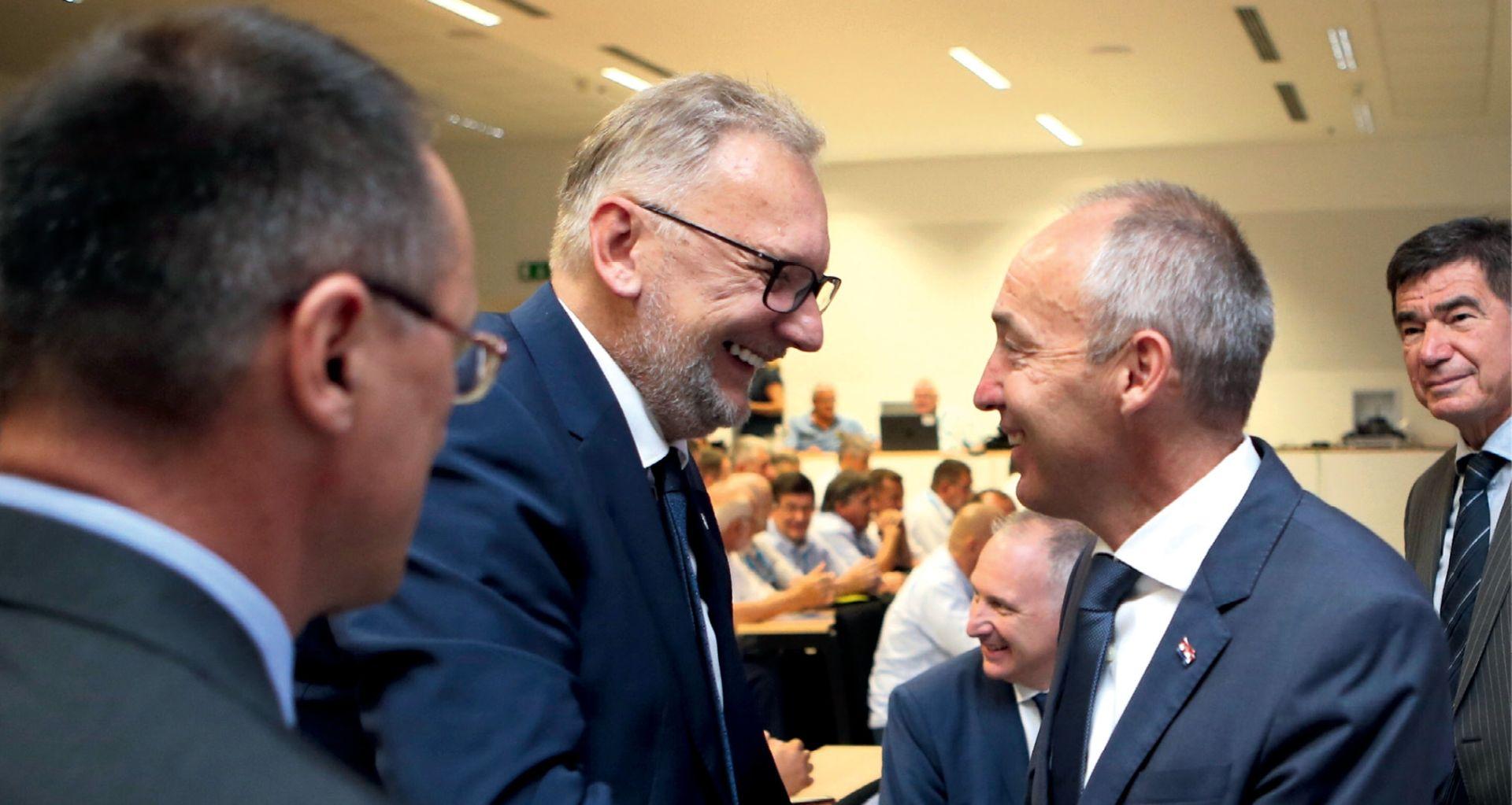 Božinović preuzima kontrolu nad sustavom domovinske sigurnosti
