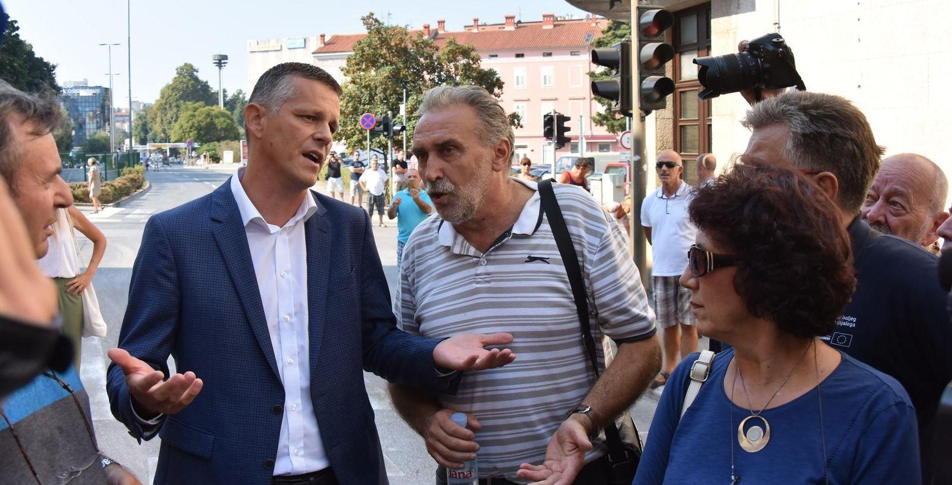 ULJANIK Flego i Miletić traže sastanak s Plenkovićem