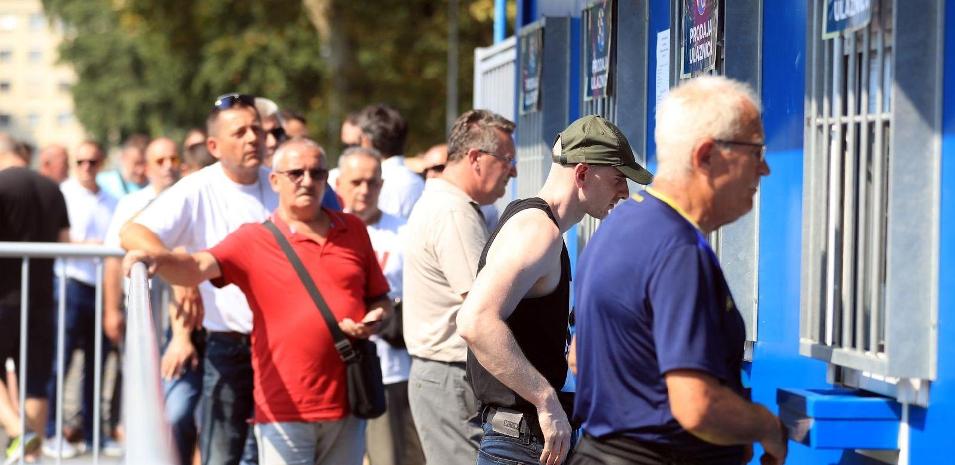 Dinamo u prodaju pustio dodatnih 650 ulaznica