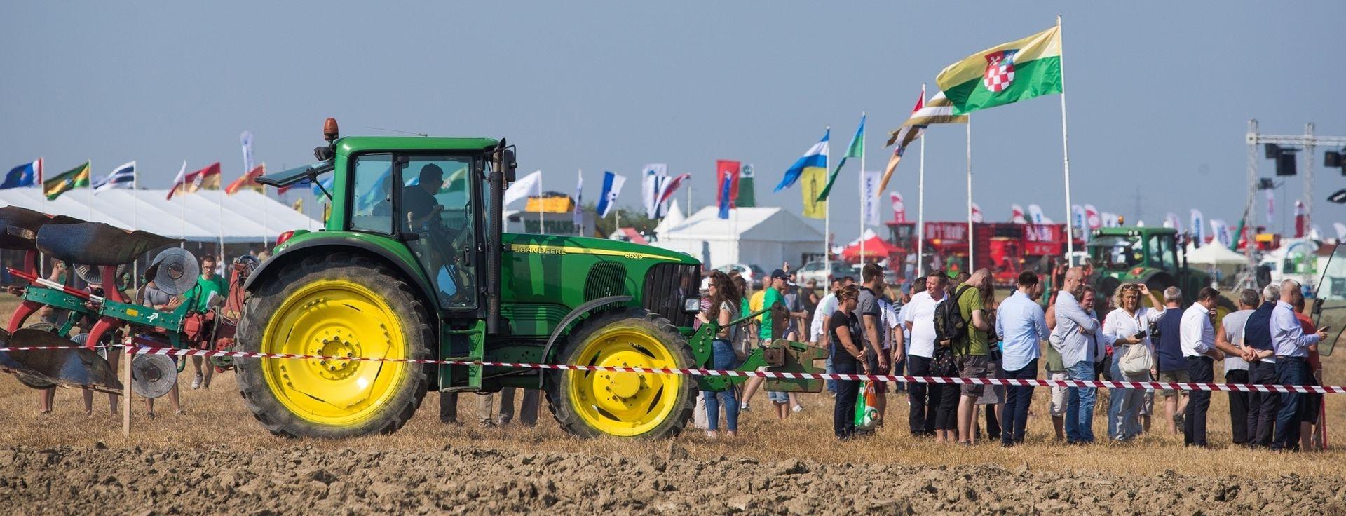 Ministar Tolušić u Osijeku otvorio 5. Farm Show