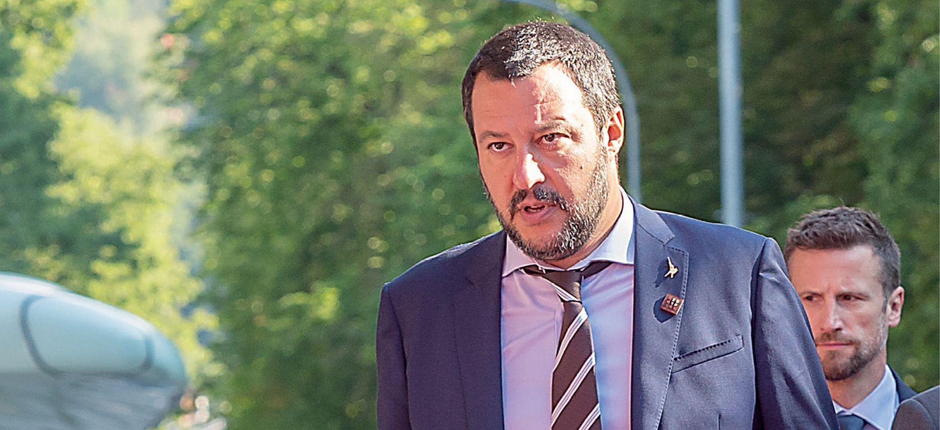 Pod Salvinijevim vodstvom Italija sve više podsjeća na Mussolinijeva vremena