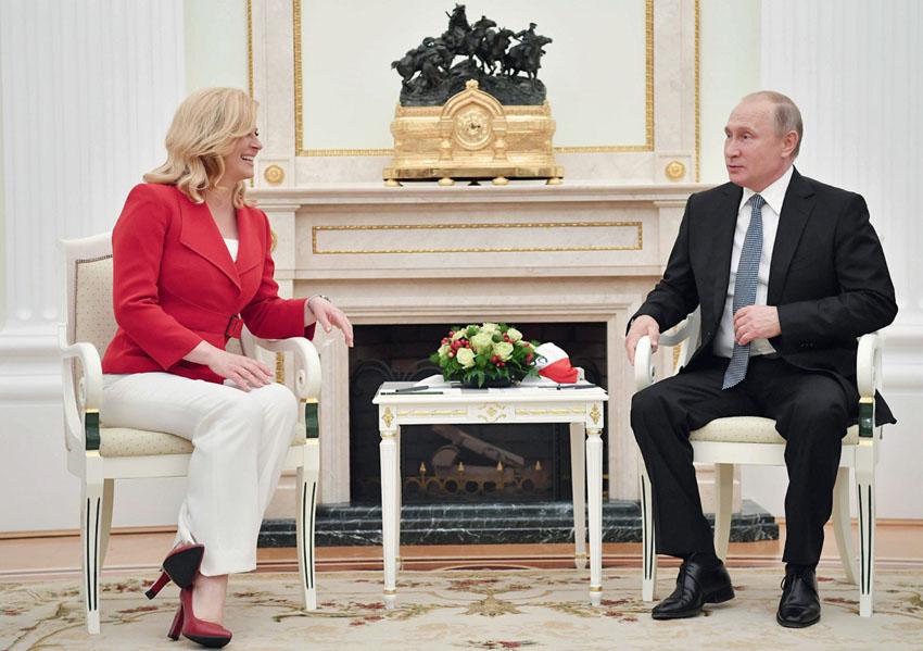 Putinov čovjek propituje zašto Čermak kasni s plinovodom