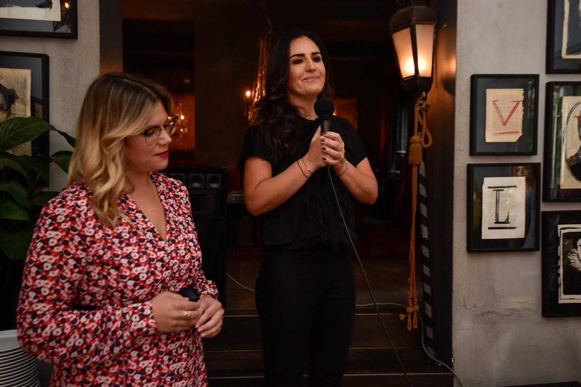 VIDEO: Marija Butković pred brojnim damama predstavila svoj brand