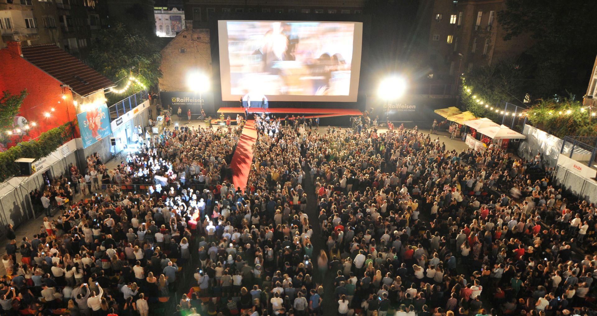 STUDIJA: Sarajevo Film Festival gradu donosi 30.8 milijuna dolara