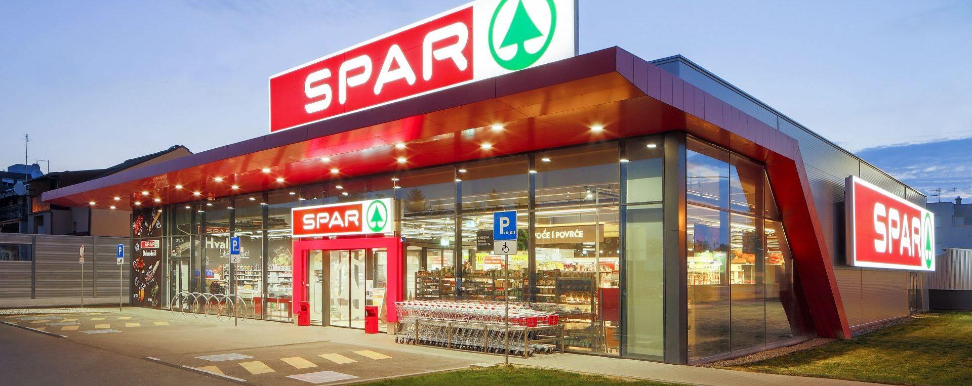 SPAR supermarket u Riječkoj ulici se privremeno zatvara zbog radova na rotoru