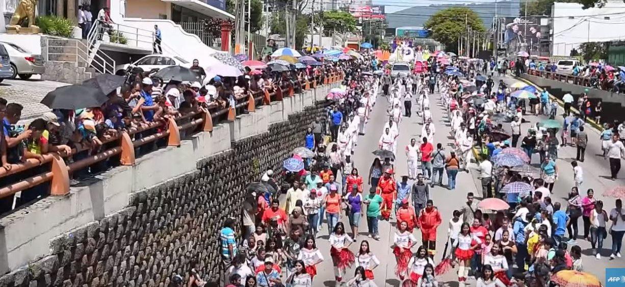 VIDEO: Svečana fešta u čast zaštitnika grada San Salvadora