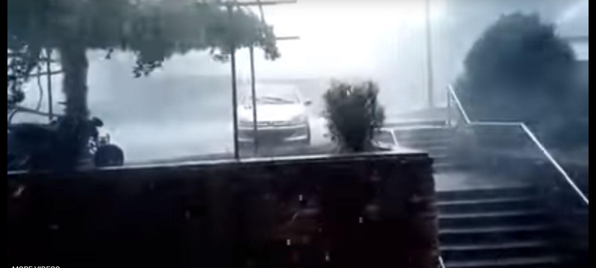 VIDEO: Istru pogodilo snažno nevrijeme