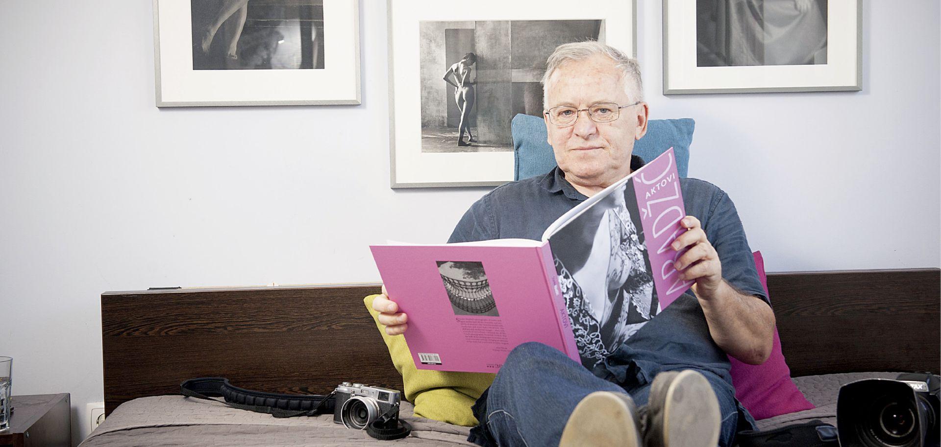 'Ako monografiju o Zagrebu nitko neće financirati, financirat ću je sam'
